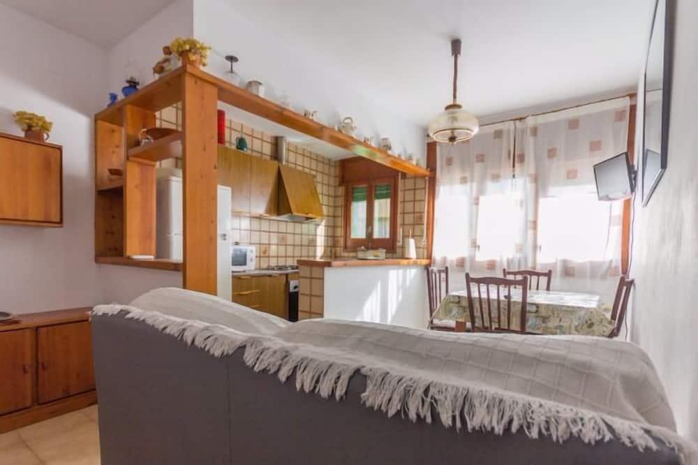 อพาร์ทเมนท์, 2 ห้องนอน, ระเบียง - ภาพเด่น