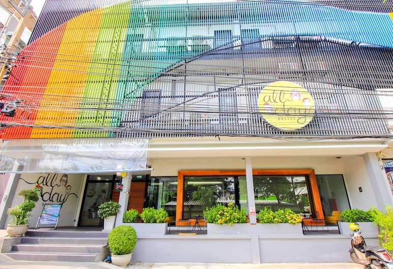 OYO 426 All Day Hostel, Bangkok, Buitenkant