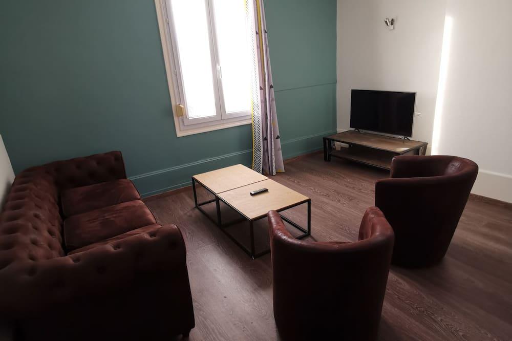 studio perheelle - Oleskelualue