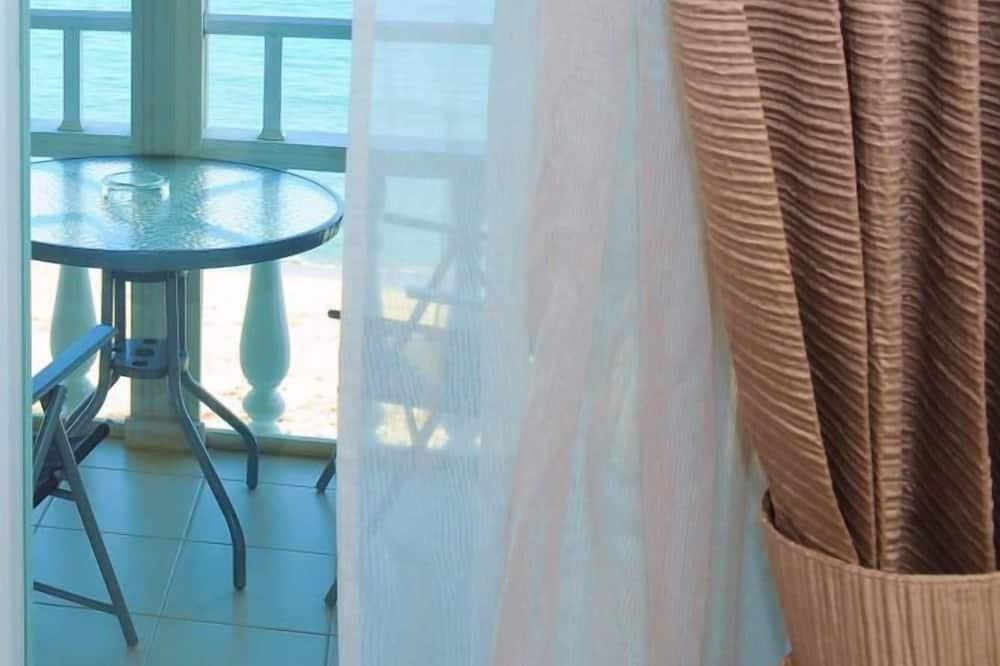 Deluxe-Doppelzimmer, Meerblick - Balkon