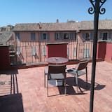 City Suite, Terrace, City View - Balcony