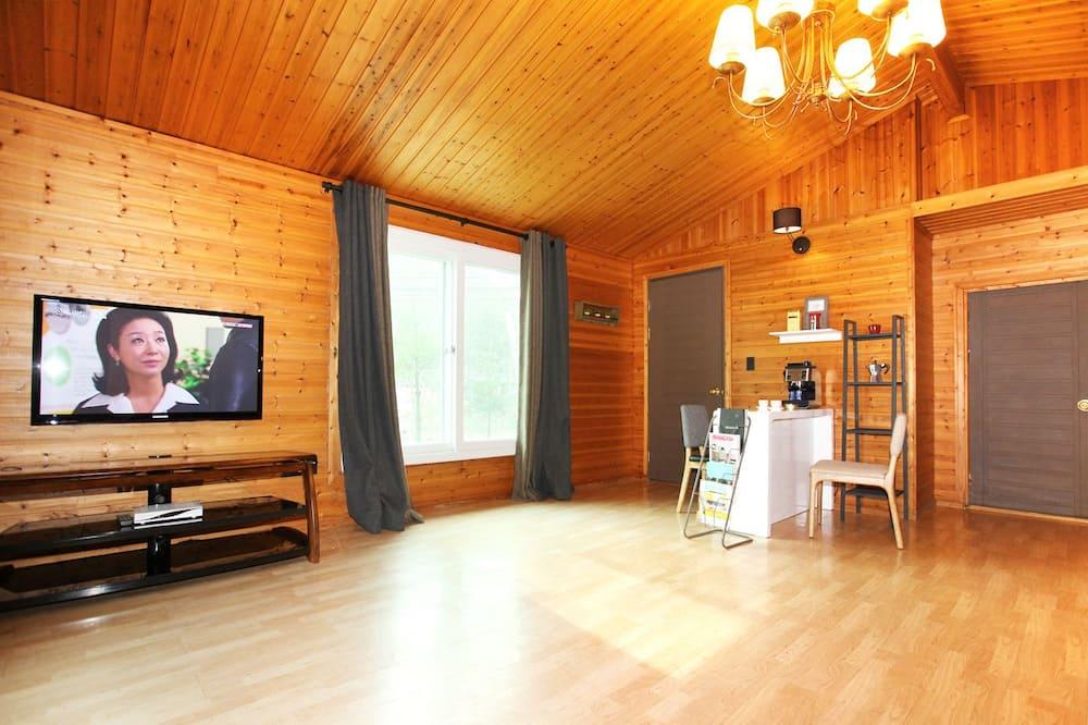 豪華客房, 1 間臥室 - 客廳