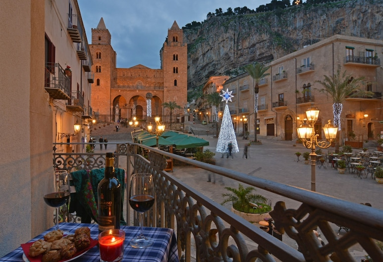 Madonie Holidays, Cefalù, View from property