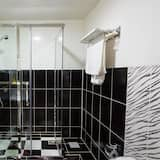 Premium-suite - 1 kingsize-seng - Badeværelse