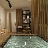 Paaugstināta komforta luksusa numurs - Privātā spa vanna