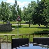 חדר סטנדרט טווין - נוף לגן