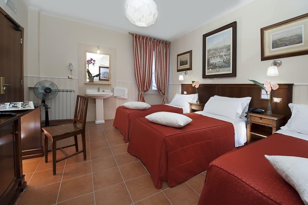 Gemeinsamer Schlafsaal, Gemischter Schlafsaal, Gemeinschaftsbad (max 4 pax - max 35 years old) - Zimmer