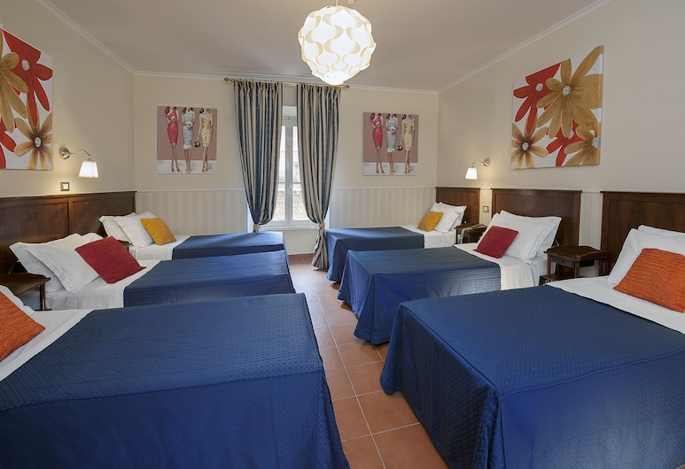 Carlito Budget Rooms, Rome, Shared Dormitory, Mixed Dorm, Shared Bathroom (max 6 pax - max 35 years old), Guest Room