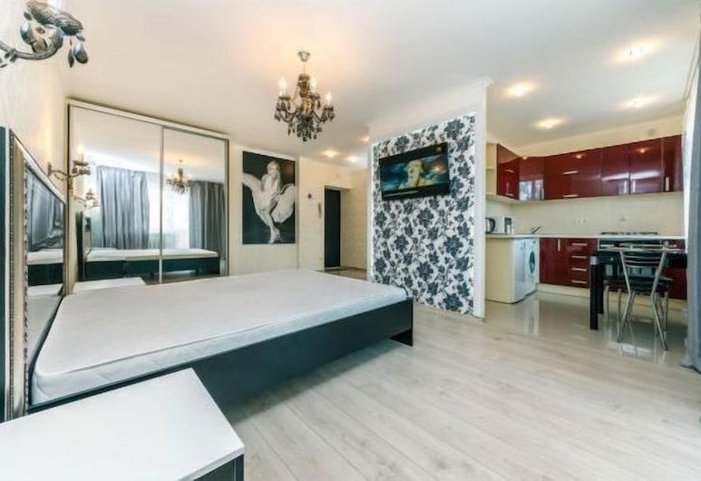 Apartment Kiev Palats Sportu, Kyiv, Comfort studio (Saksaganskogo, 7), Kamer