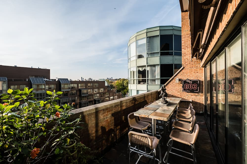 Superior Penthouse, 4 Bedrooms, City View - Balcony