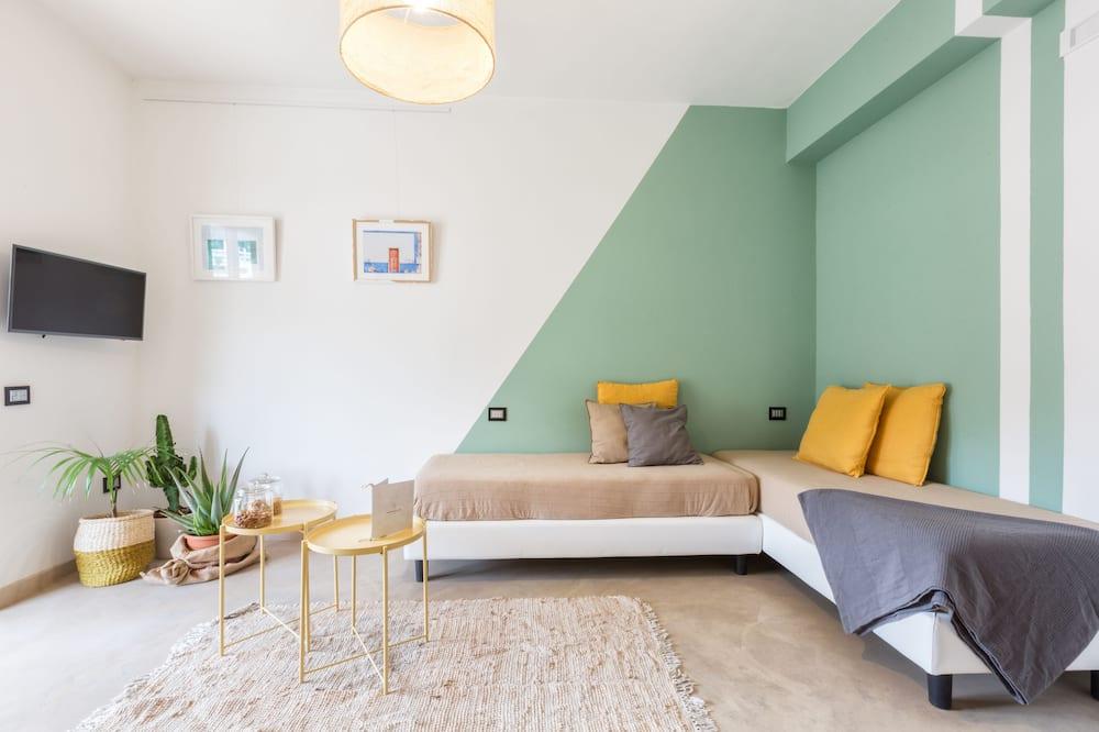 דירה, 4 חדרי שינה - אזור מגורים