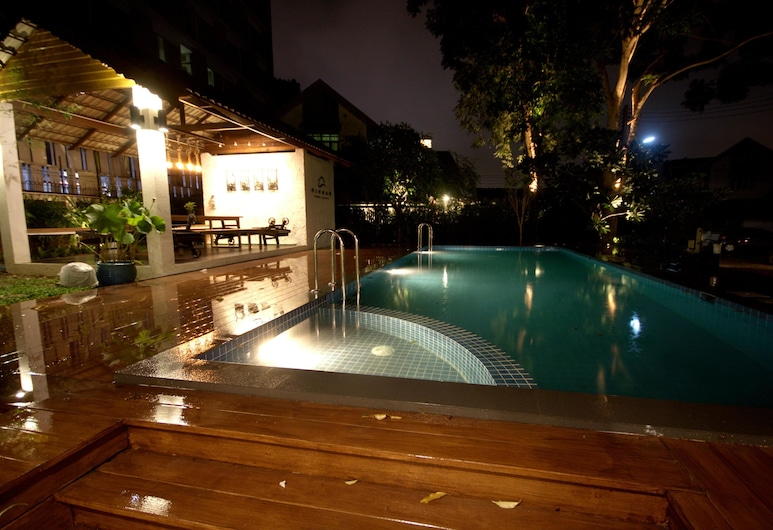 Nimman Pool Villa, Chiang Mai