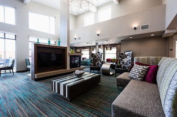 奥克拉荷馬市奧克拉荷馬市機場萬豪長住酒店的圖片