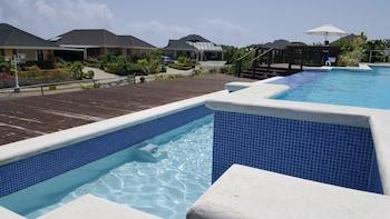 St. Ann's Bay bölgesindeki Ocho Rios Villa at Coolshade XI resmi