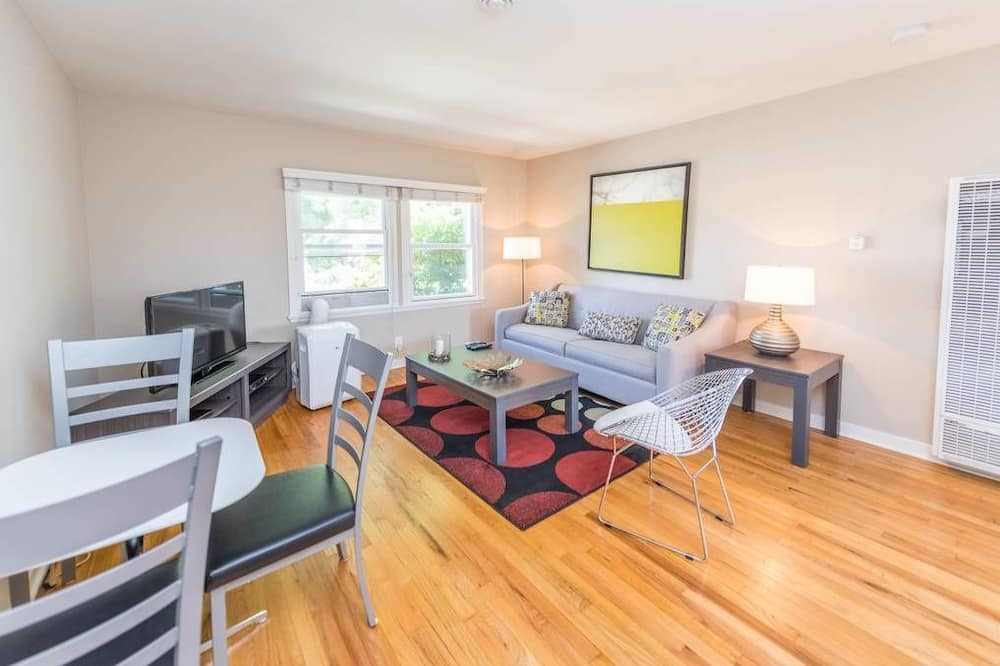 Luxusný byt, 2 spálne - Obývačka