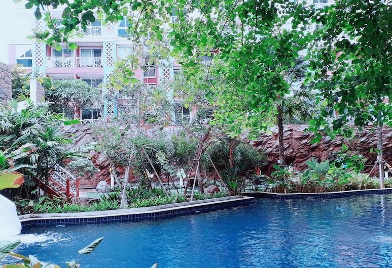 Grande Caribbean Condo by Somphong, Pattaya, Wasserrutsche