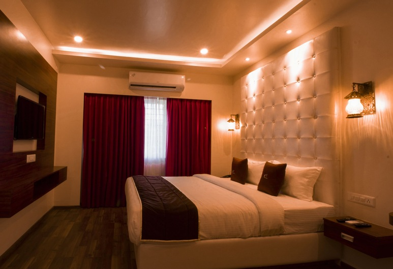 The Vintage Inn by Omatra, Bengaluru, Deluxe Room, Guest Room