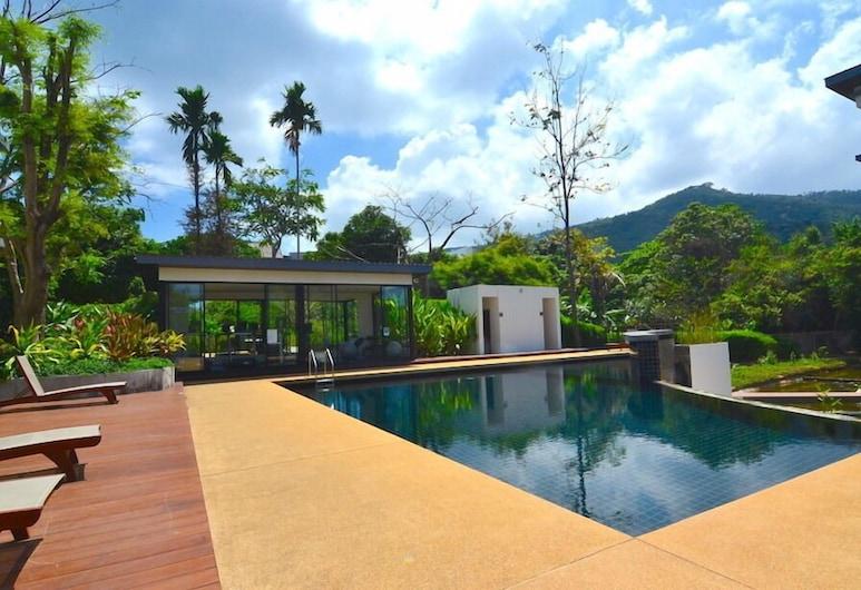 The Bleu Condo Unit, Koh Samui, Εξωτερική πισίνα