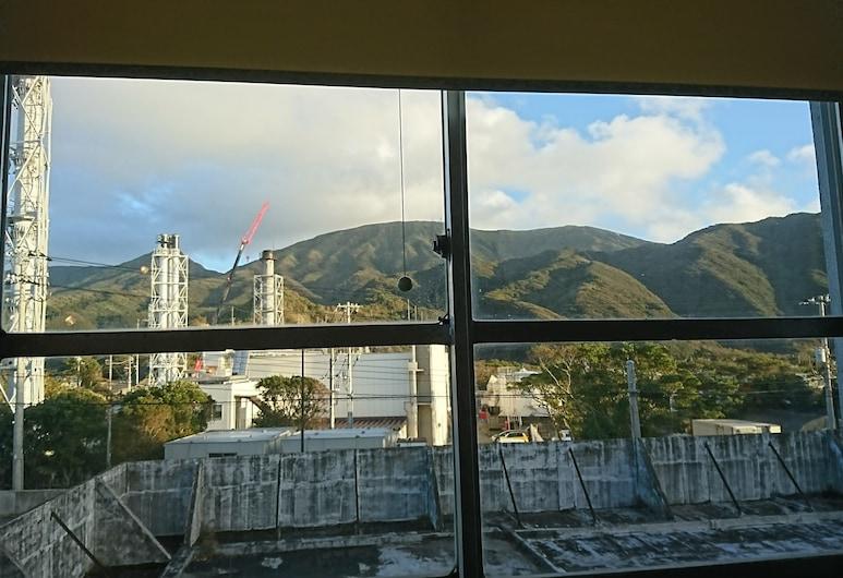 Forte, Hachijo, Utsikt från hotellet