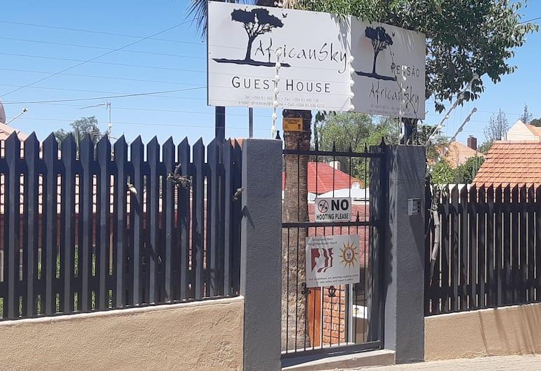 African Sky Guesthouse, Windhoek