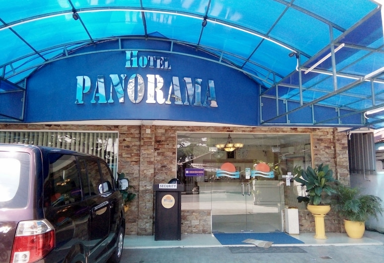 Hotel Panorama, Tanjung Pinang, Pintu Masuk Hotel