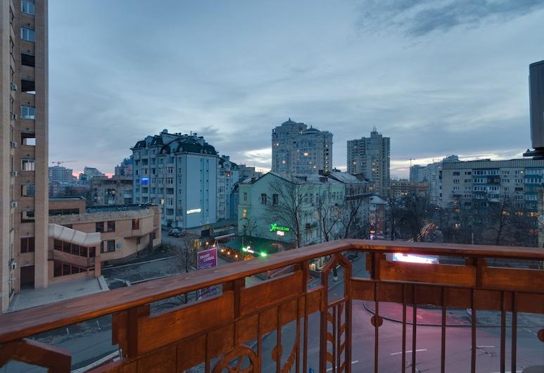 Pokrovsky, Kyiv, Balcone