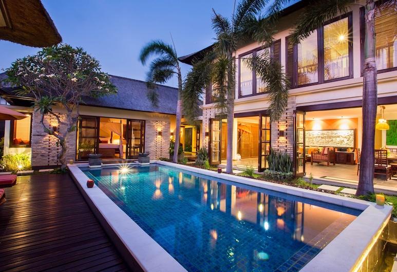 Villa Saffron Seminyak Bali, Семін'як, Відкритий басейн