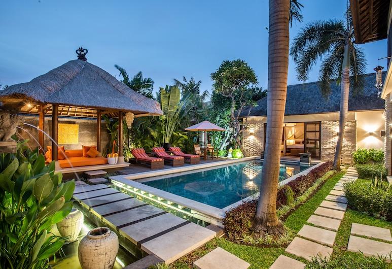 Villa Saffron Seminyak Bali, Seminyak, Piscina
