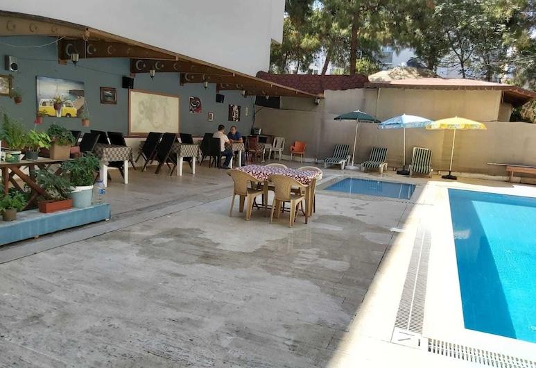 Tumay Hotel, Konyaalti, Esterni