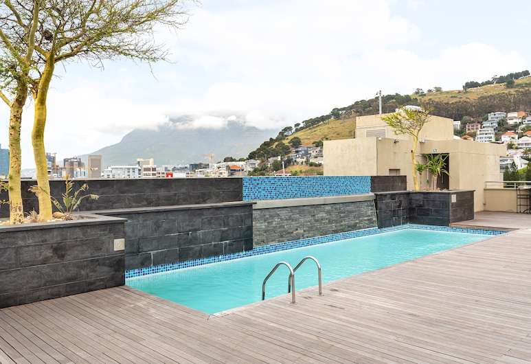 Cape Royale 203, Cape Town, Rooftop Pool