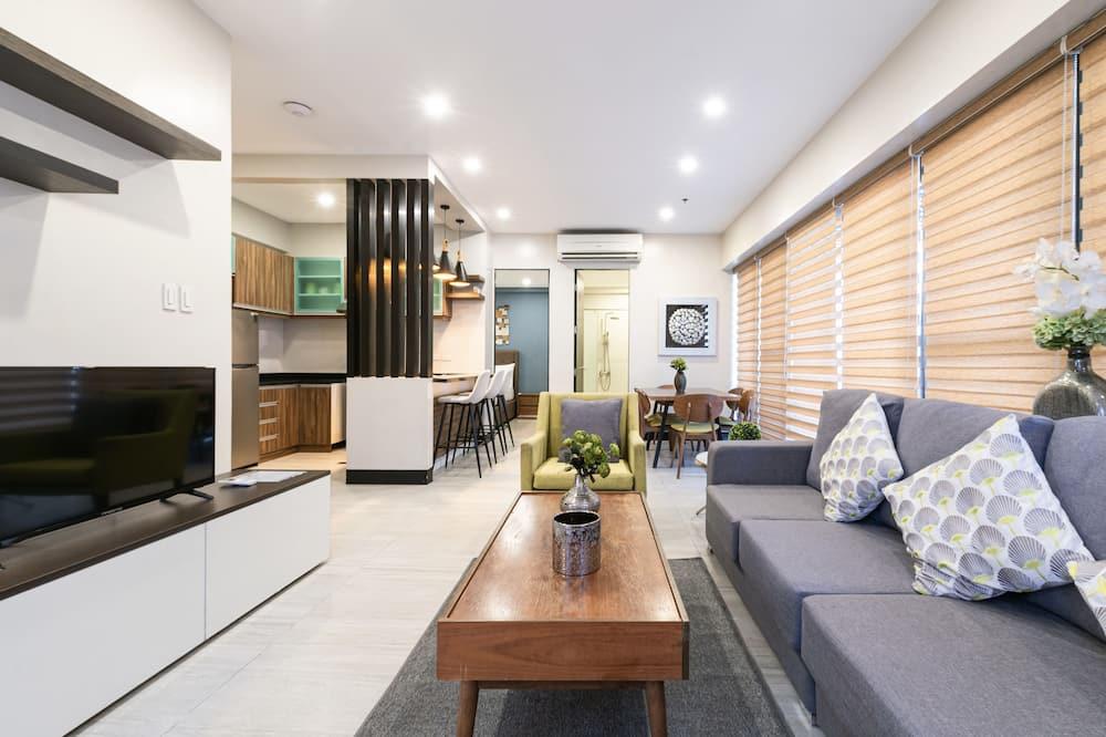 Penthouse (Suite) - Ruang Tamu