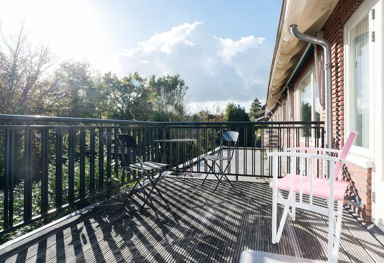 Park Village Amsterdam, Badhoevedorp, Camera doppia, 2 camere da letto, vista città, Balcone
