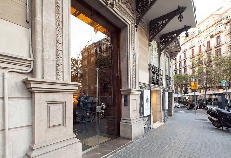 Look Barcelona Apartments, Barcelona, Inngangen til overnattingsstedet