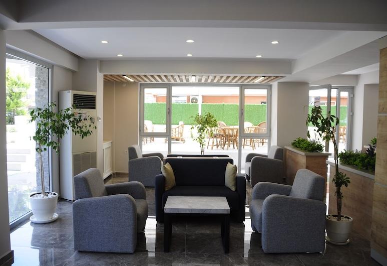 Afsin Hotel, Konyaaltı, Lobby-Lounge