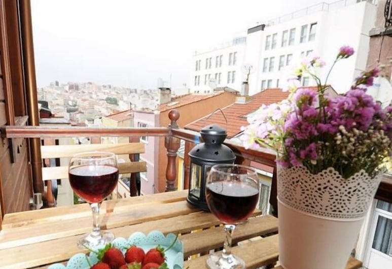 Suite Dreams Istanbul, Istanbul, Phòng Deluxe, Ban công, Ban công
