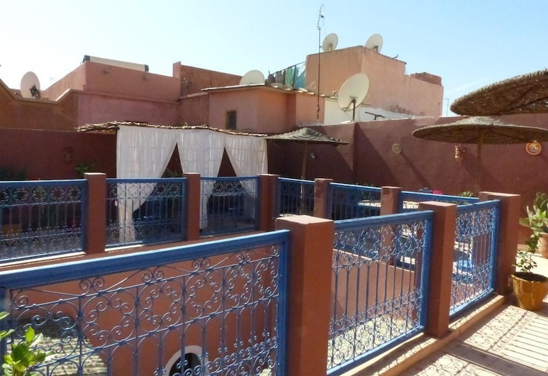 Jakoura, Marrakech, Terassi/patio