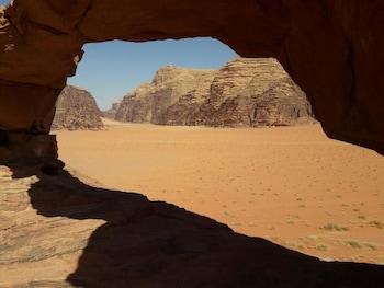 Gambar Wildlife Camp di Wadi Rum