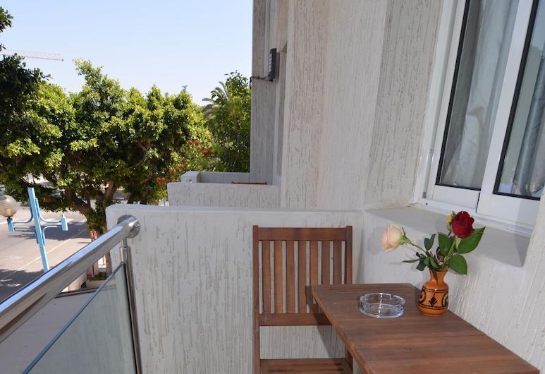 Résidence Hôtelière Fleurie, Agadir, Studio, Terrasse/veranda