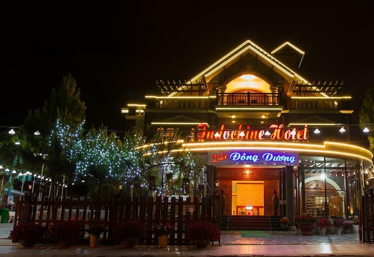 Đà Lạt Đông Dương, Đà Lạt, Mặt tiền khách sạn - Ban đêm