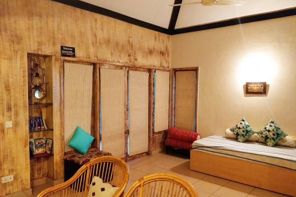 Appartement, 2 slaapkamers - Woonkamer