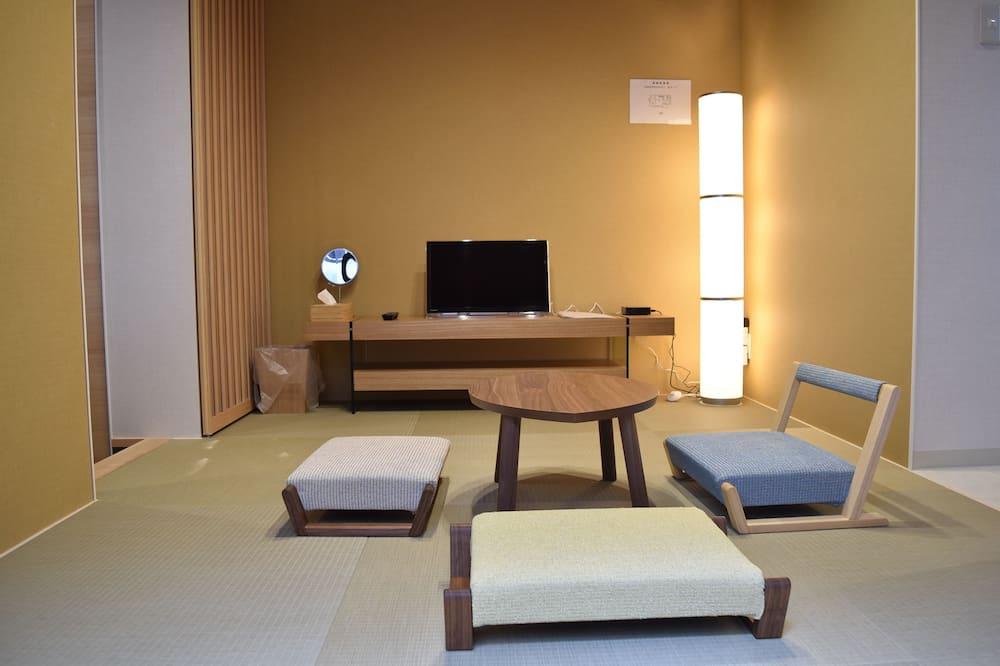 Room, 1 Bedroom, Non Smoking - Ruang Tamu