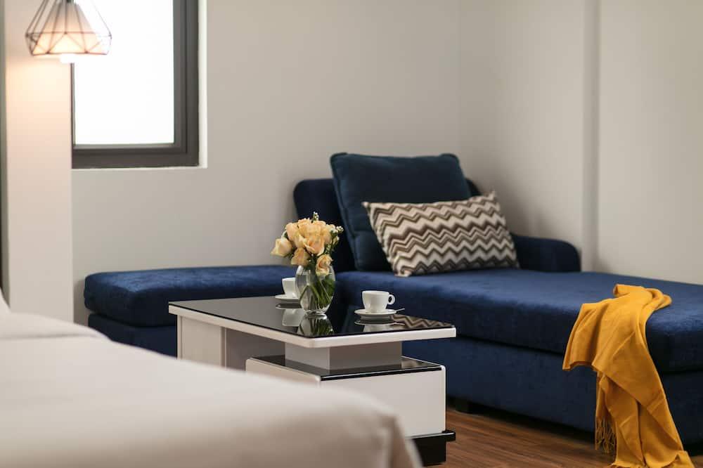 Penthouse Suite City View  - Living Area