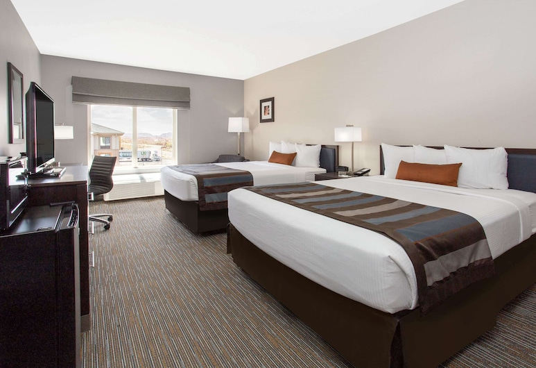 Wingate by Wyndham Page Lake Powell, Page, Standard Room, 2 Queen Beds, Non Smoking, Guest Room
