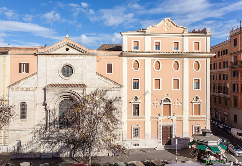 The BlueHostel, Rome, Design Suite, 1 Bedroom, Kitchen, City View, Guest Room View