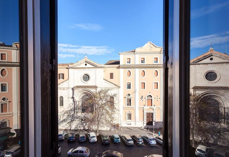 The BlueHostel, Roma, Esterni