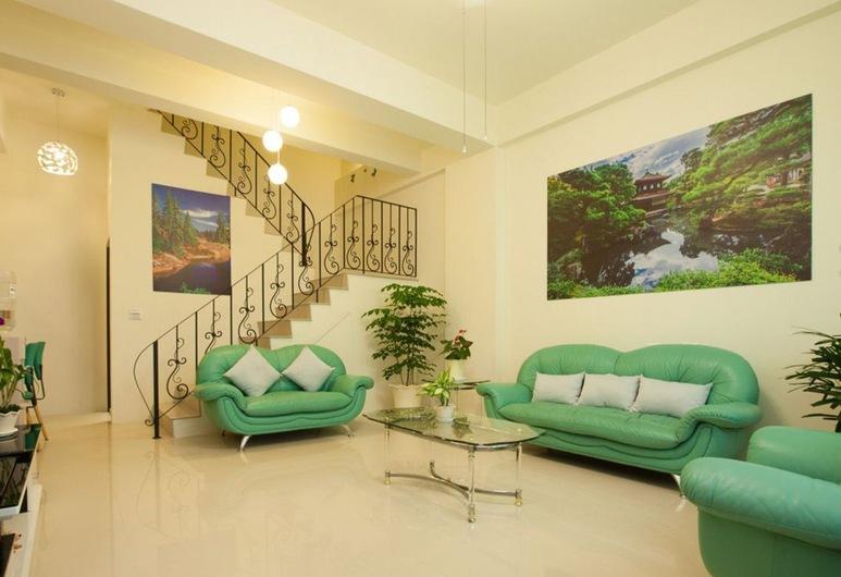 Venus B&B, Ji'an, Sittområde i lobbyn