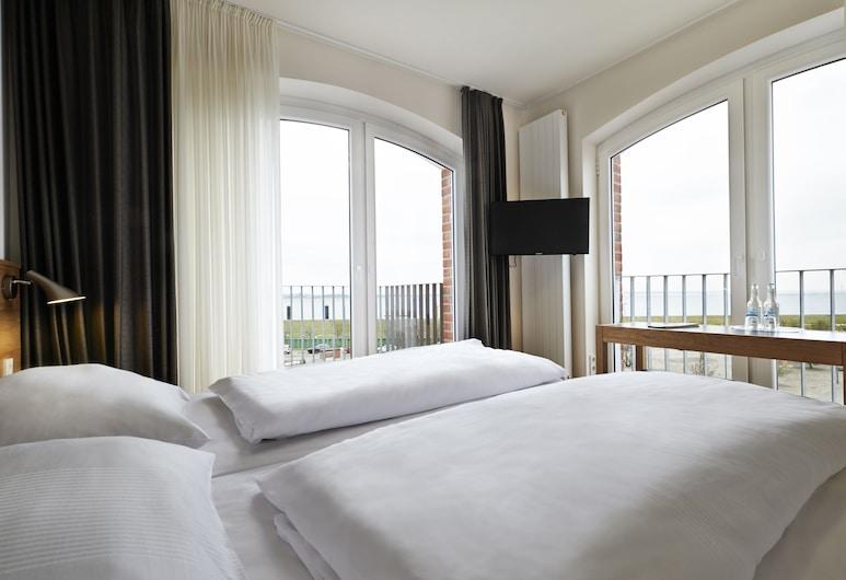 伊姆 - 雅赫 OHG 布萊梅港飯店, 布萊梅港, 都會雙人房, 客房