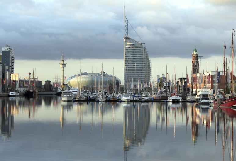 im-jaich OHG Boardinghouse, Bremerhaven, Puerto deportivo
