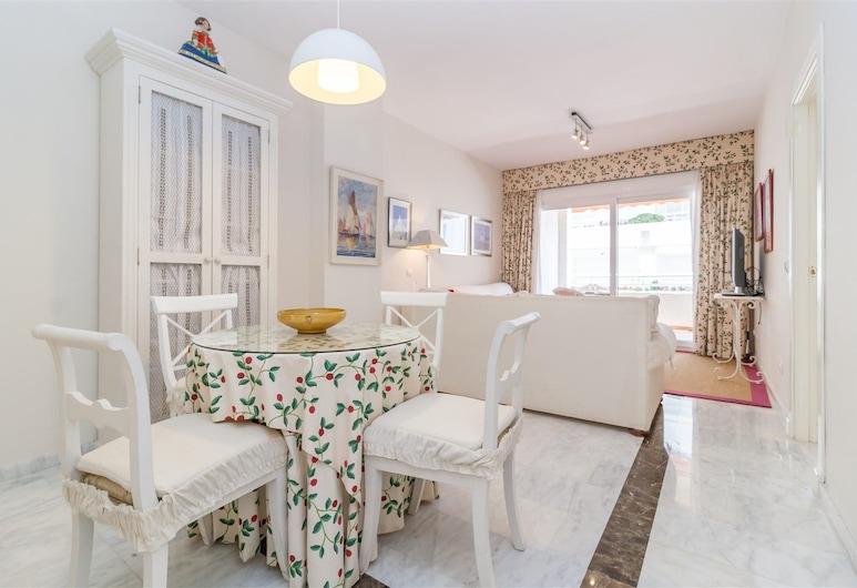 Apartamento Milenium Centro Marbella Canovas, Marbella, Departamento, 1 habitación, terraza, Servicio de comidas en la habitación
