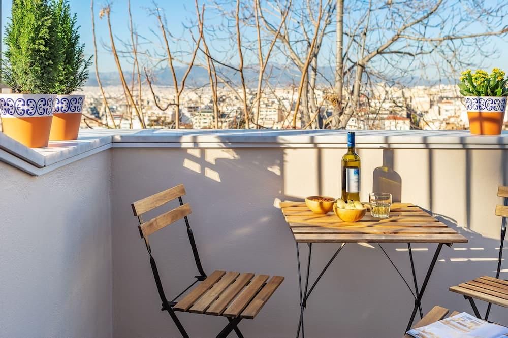 Athenee Residence - Balcón